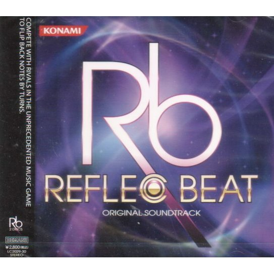 Reflec Beat Original Soundtrack
