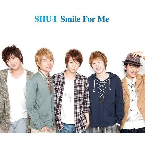 Smile For Me [CD+DVD]