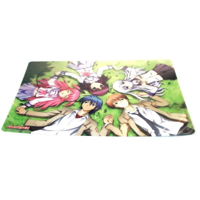 Angel Beats! Clear Desk Mat: Hidamari