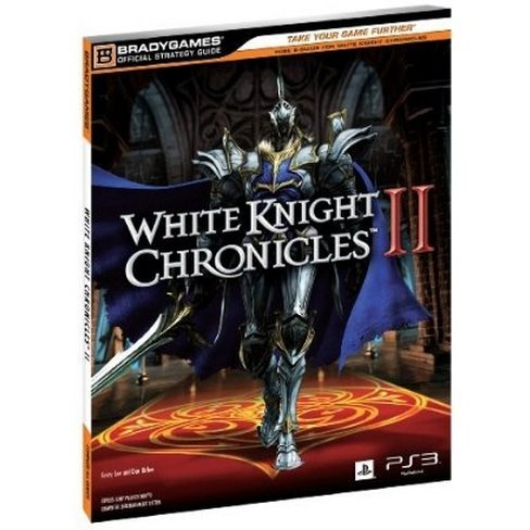 White Knight Chronicles 2 Official Strategy Guide