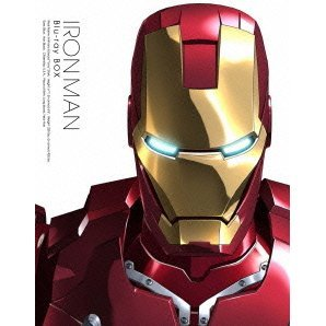 Iron Man Blu-ray Box