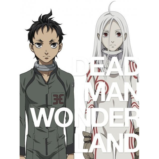 Deadman Wonderland Vol.1 [Blu-ray+CD Special Edition]