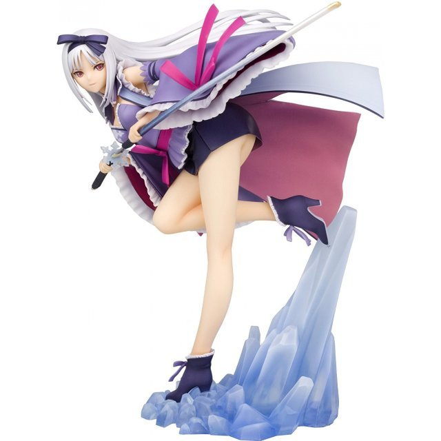 Shining Hearts 1/8 Scale Pre-Painted PVC Figure: Urayukihime Hayane