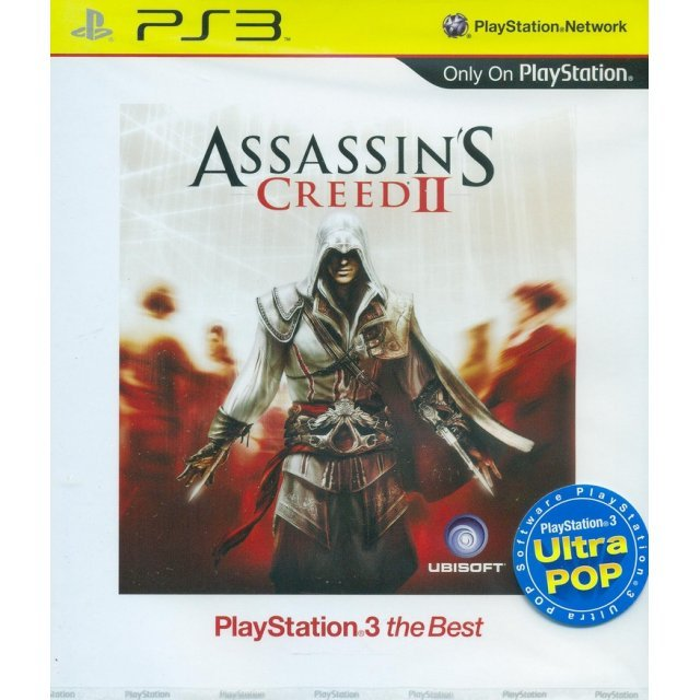 Assassin's Creed II (PlayStation3 the Best)