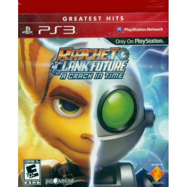 Ratchet & Clank Future: A Crack in Time (Greatest Hits)