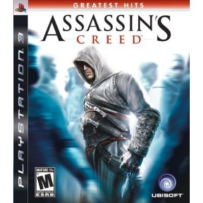 Assassin's Creed (Greatest Hits) (cracked case)