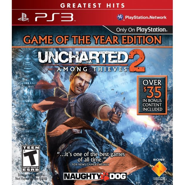 Uncharted 2: Among Thieves (Greatest Hits) [Game of the Year Edition]