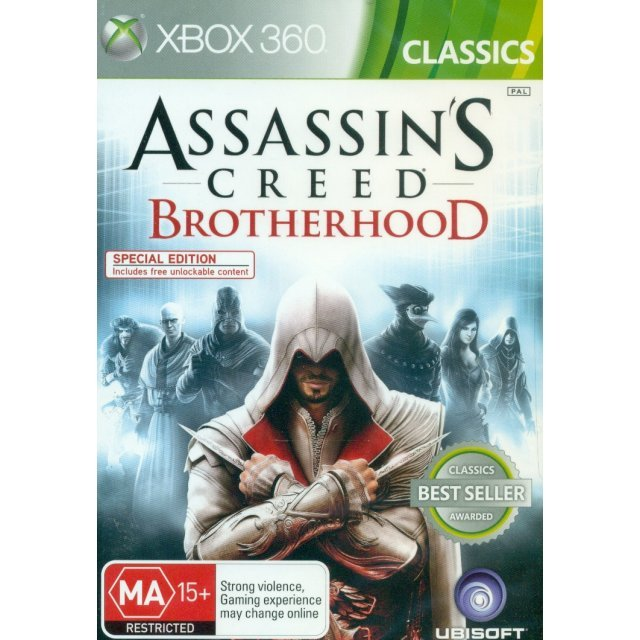 Assassin's Creed: Brotherhood (Classic)