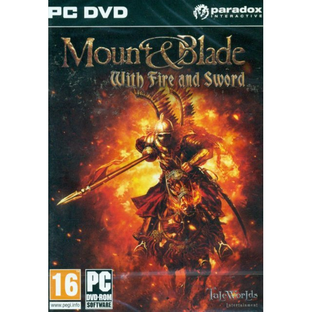 Mount & Blade: With Fire and Sword (DVD-ROM)