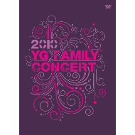 Yg Family Live Concert 2010 DVD + Making Book [Limited Edition]
