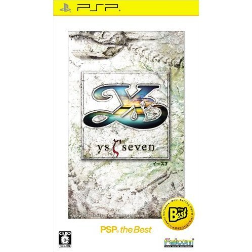 Ys Seven (PSP the Best)