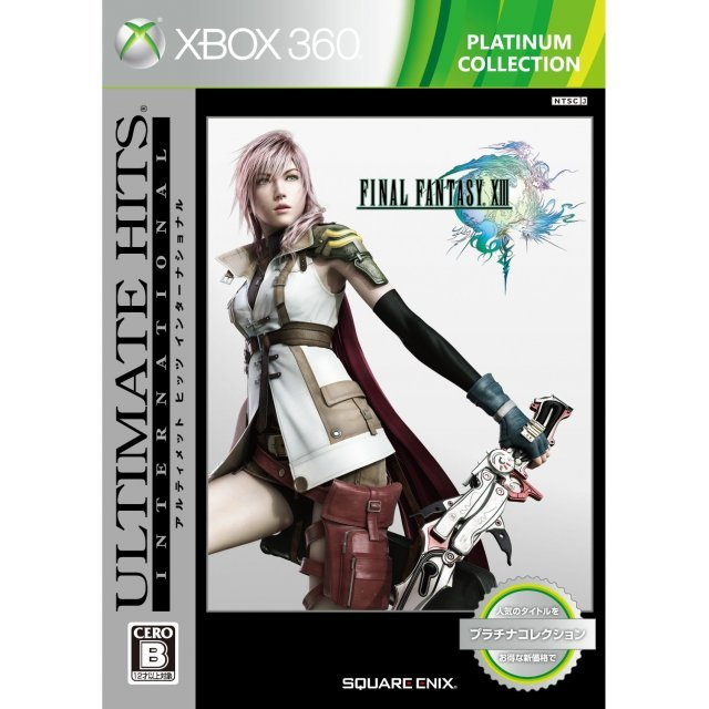 Final Fantasy XIII International (Ultimate Hits Platinum Collection)