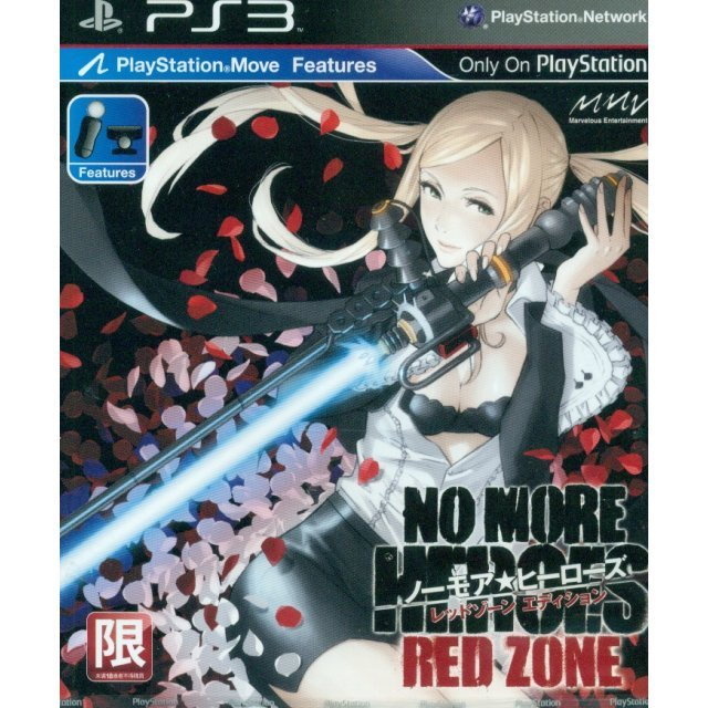No More Heroes: Red Zone Edition