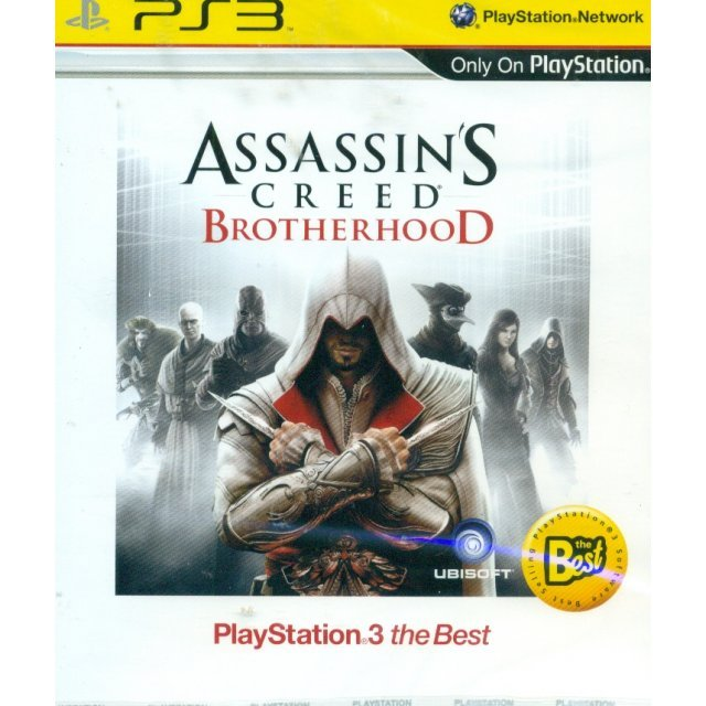 Assassin's Creed: Brotherhood (PlayStation3 the Best)