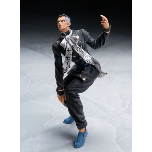 Statue Legend JoJo's Bizarre Adventure Part 4 Non Scale Pre-Painted PVC Figure: Yuuya Fungami