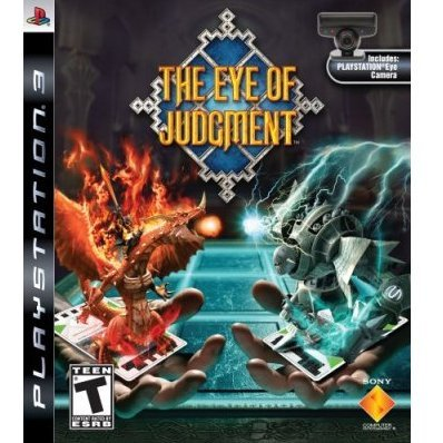 The Eye of Judgment (Game only)