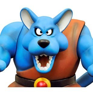 Dragon Quest Non Scale Pre-Painted Soft Vinyl Figure: Lycant