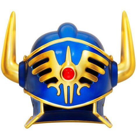 Dragon Quest Non Scale Pre-Painted Figure: Items Gallery special - Helm of Roto