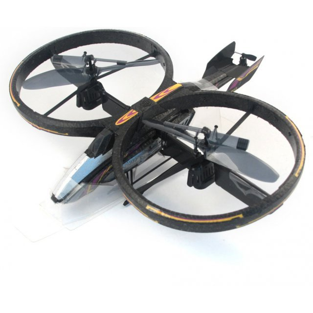 Silverlit R/C Power In Air Infrared Control Helicopter:  Space Phoenix (Black)