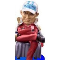 One Piece World Collectable Pre-Painted PVC Figure vol.14: TV116 - Akainu