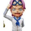 One Piece World Collectable Pre-Painted PVC Figure vol.14: TV120 - Coby
