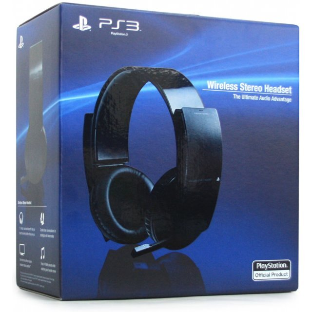 Sony Playstation Wireless Stereo Headset
