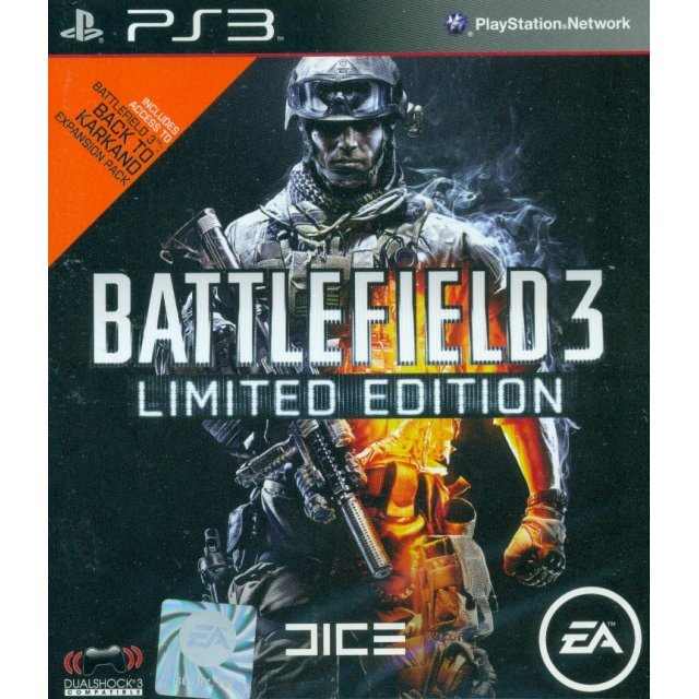 Battlefield 3 (English Version) [Limited Edition]