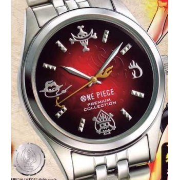 Seiko One Piece Premium Collection: Portgas D. Ace Watch