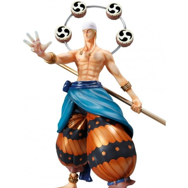 Excellent Model One Piece Neo DX Portraits of Pirates 1/8 Scale Pre-Painted PVC Figure: Enel