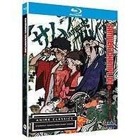 Samurai Champloo Blu-ray Box