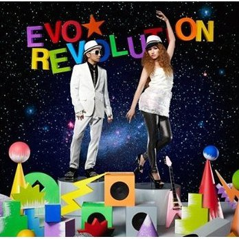 Evo Revolution [CD+DVD Limited Edition]