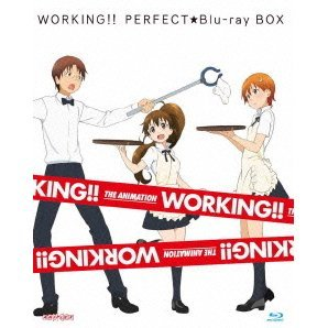 Working! Perfect Blu-ray Box [Limited Edition]