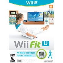 Wii Fit U (with Fit Meter)