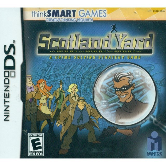 Think Smart: Scotland Yard