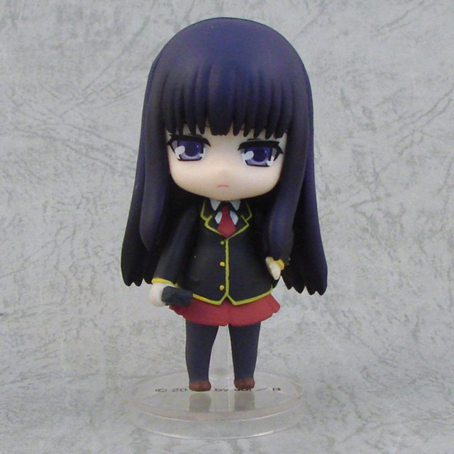 Nendoroid Petite Baka to Test to Shokanju Non Scale Pre-Painted PVC Figure Vol.2: Shouko Kirishima