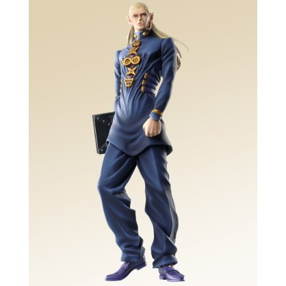 Statue Legend JoJo's Bizarre Adventure Part 4 Non Scale Pre-Painted PVC Figure: Hazekura Mikitaka