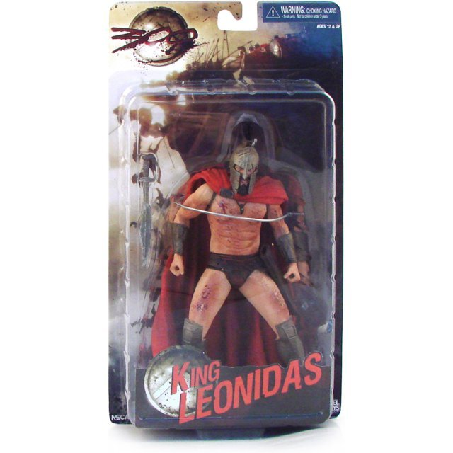 Cult Classics Series 4 Pre-Painted Action Figure: King Leonidas
