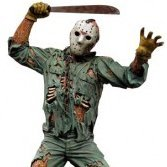 Cult Classics Series 4 Pre-Painted Action Figure: Jason Woorhees