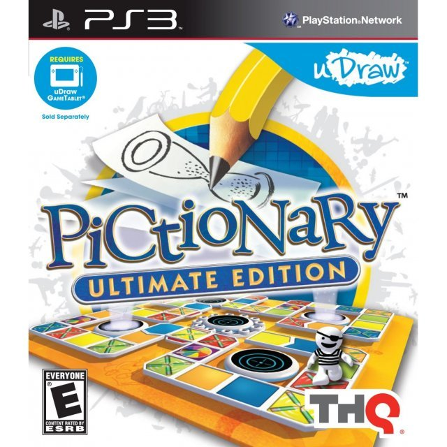 Pictionary: Ultimate Edition - uDraw