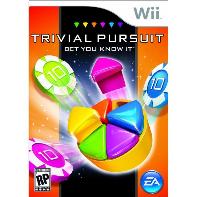 Trivial Pursuit: Bet You Know