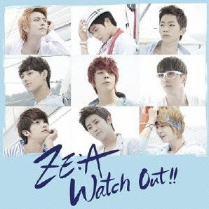 Watch Out [CD+DVD Type C]