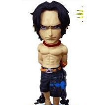 One Piece World Collectable Pre-Painted PVC Figure vol.14: TV113 - Portgas D. Ace