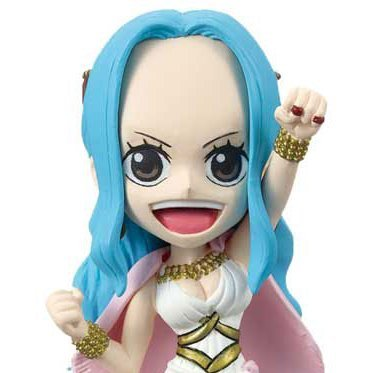 One Piece World Collectable Pre-Painted PVC Figure vol.15: TV122 - Nefertari Vivi