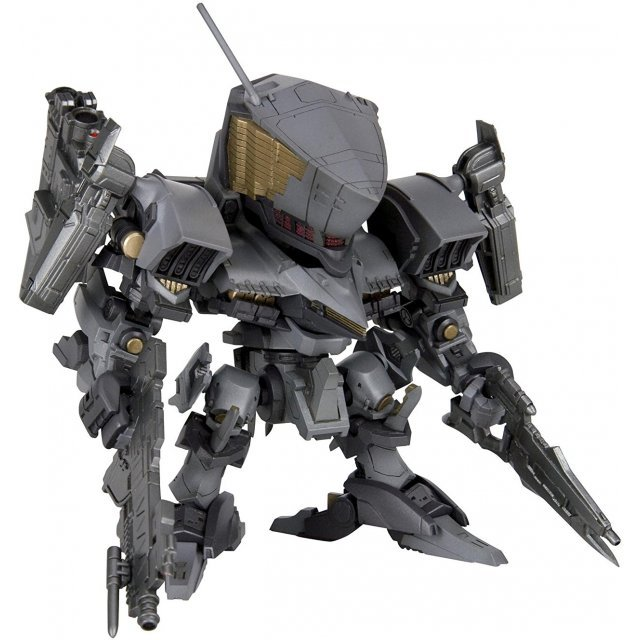 Armored Core 1/72 Fine Scale Plastic Model Kit: D-Style 03-Aaliyah Supplice
