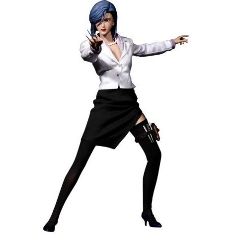 Comic Masterpiece City Hunter 1/6 Scale Pre-Painted Figure: Saeko Nogami