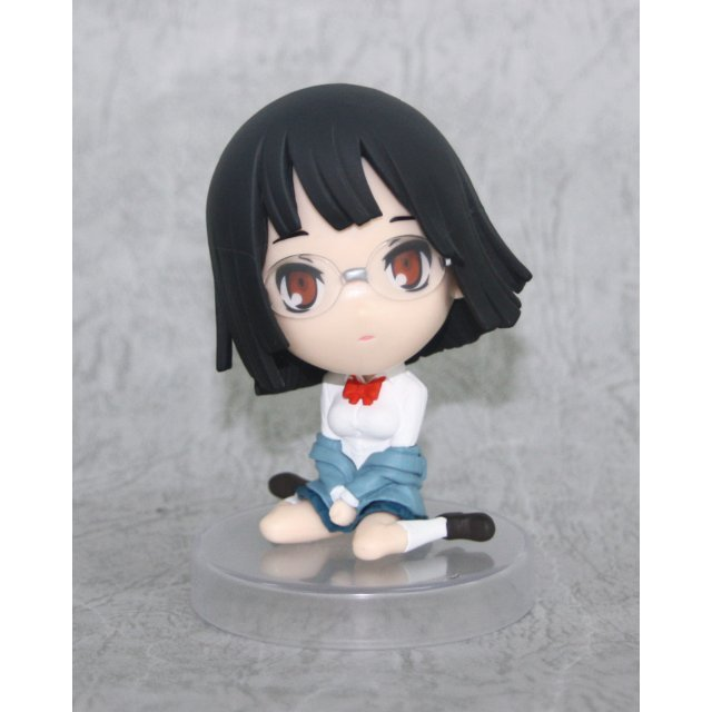Durarara!! Deformed Pre-Painted PVC Figure Vol.2: Anri Sonohara