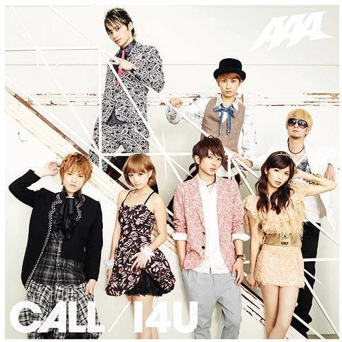 Call / I 4 U [CD+DVD Limited Edition Jacket Type A]