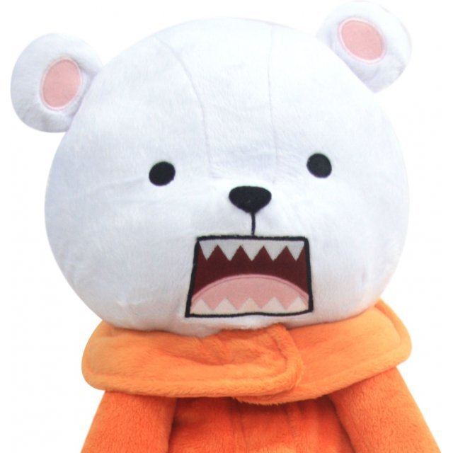 One Piece Plush Doll: Bepo Cushion