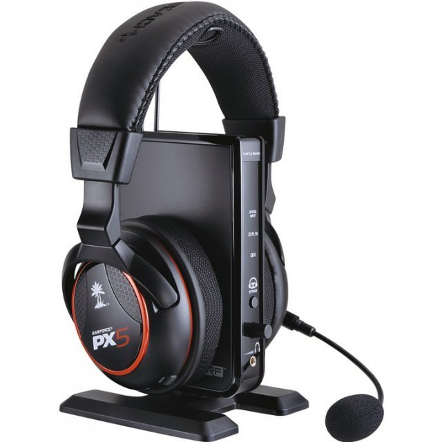 Turtle Beach Ear Force PX5 Bluetooth Headset (PS3 and Xbox360)
