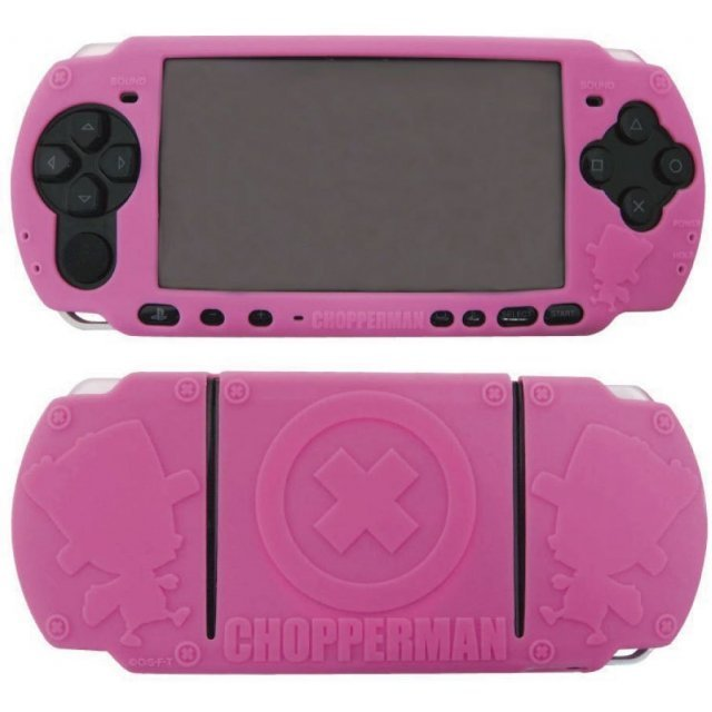 Silicon Cover (One Piece Chopper Man Pink Version)